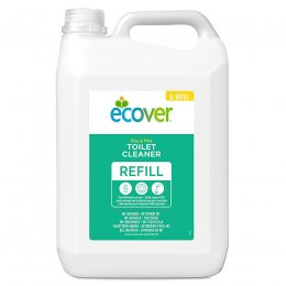 Ecover Toilet Bowl Cleaner Refill - Pine & Mint - 5L