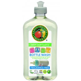 Earth Friendly Baby Bottle Wash - 500ml