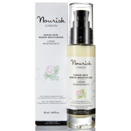 Nourish London Argan Skin Renew 50ml