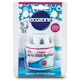 Ecozone Forever Flush Toilet Block - Original - 2000 Flushes