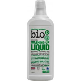 Bio D Concentrated Washing-up Liquid - 750ml