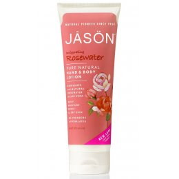 Jason Rosewater Hand & Body Lotion - 250g