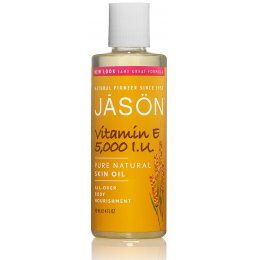 Jason Organic Vitamin E Skin Oil 5000IU - 120ml