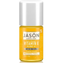 Jason Organic Vitamin E 32000IU Extra Strength Oil - 30ml