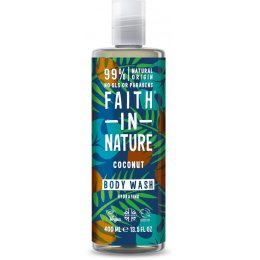 Faith in Nature Coconut Body Wash - 400ml