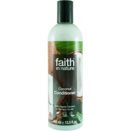 Faith in Nature Conditioner - Coconut - 400ml