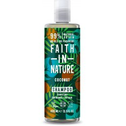 Faith in Nature Coconut Shampoo - 400ml