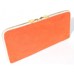 Wilby Arda Orange Double Zip