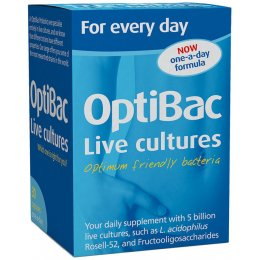 Optibac Probiotics For Every Day - 30 Capsules