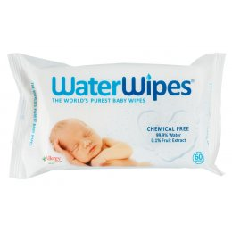 Water Wipes - Pack of 60