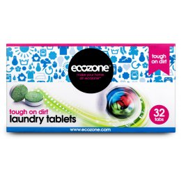 Ecozone Laundry Tablets - Pack of 32