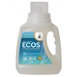 ECOS Laundry Liquid - Fragrance Free - 1.5 Litres
