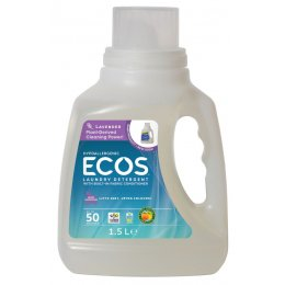 ECOS Laundry Liquid - Lavender - 1.5L - 50 Washes