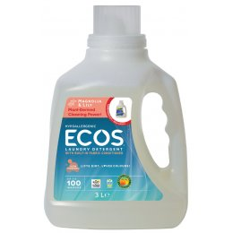 ECOS Concentrated Laundry Liquid - Magnolia & Lily - 3L - 100 Washes