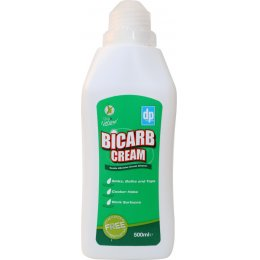 Liquid Bicarb Cream Cleaner - 500ml