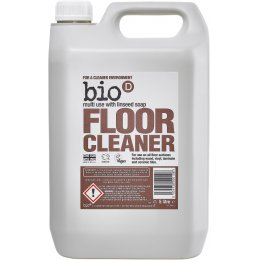 Bio D Floor Cleaner with Linseed Soap - 5L
