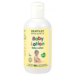 Bentley Organic Baby Lotion with Chamomile  Aloe Vera & Natural Vitamin - 250ml