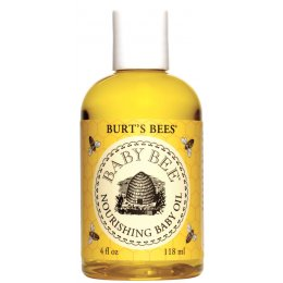Baby Bee Nourishing Baby Oil - 118ml