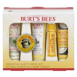 Burts Bees Essentials Kit