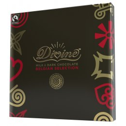 Divine Milk & Dark Chocolate Collection - 215g