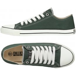 Ethletic Fairtrade Trainers - Green