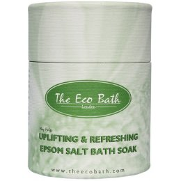 Uplifting & Refreshing Epsom Salt Bath Soak - 250g