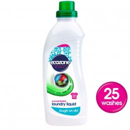 Ecozone Concentrated laundry liquid - 1L/25 washes