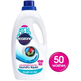Ecozone Non-Bio Concentrated Laundry Liquid - 2L - 50 washes