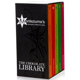 Montezumas Aztec Chocolate Bar Library - 500g
