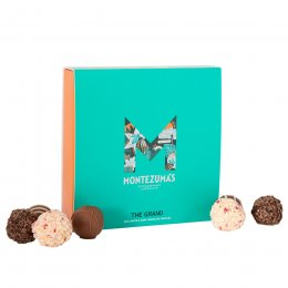 Montezumas Grand Collection Box - 16 Truffles
