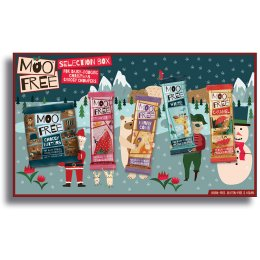 Moo Free Selection Box - 105g