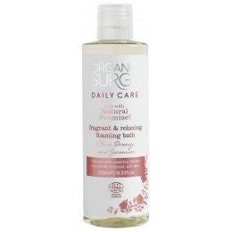 Organic Surge Bath Foam - Clove, Orange & Geranium - 250ml