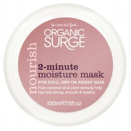 Organic Surge 2 Minute Moisture Hair Mask - 150ml
