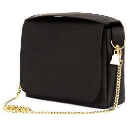 Wilby Primrose Black Citibag