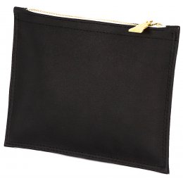 Wilby Primrose Black Pouch