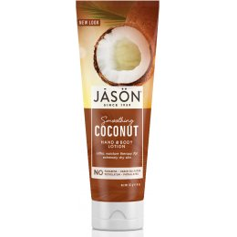 Jason Smoothing Coconut Hand & Body Lotion - 250ml