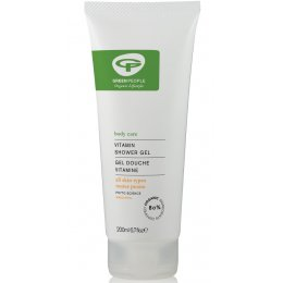 Green People Vitamin Shower Wash 200ml