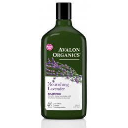 Avalon Organics Nourishing Shampoo - Lavender - 325ml