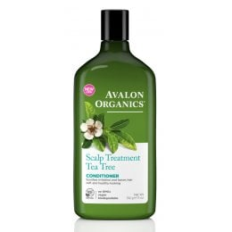 Avalon Organics Scalp Treatment Conditioner - Tea Tree - 325ml