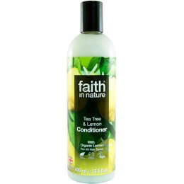 Faith in Nature Conditioner - Lemon & Tea Tree - 400ml