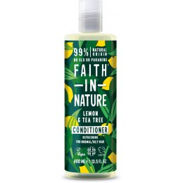 Faith in Nature Lemon & Tea Tree Conditioner - 400ml