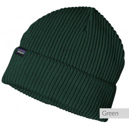 Patagonia Fishermans Rolled Back Beanie