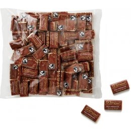 Divine Milk Chocolate Minis - Pack of 100 Mini Bars