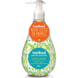 Method Designed For Good Gel Handsoap - Botanical Gardens - 354ml