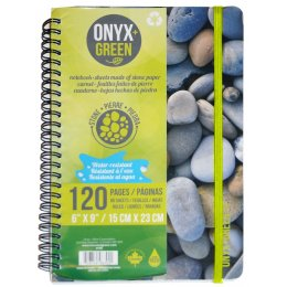 A5 Stone Paper Notebook - 6 x 9 - 60 Ruled Sheets