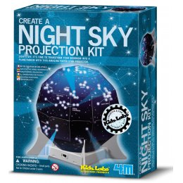 Kidz Labs Create a Night Sky