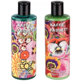 Kaffe Fassett Achillea Revitalise Body Wash & Lotion Duo - 2 x 295ml