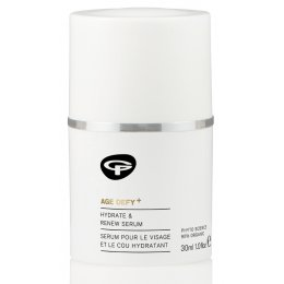 Green People Age Defy  Hydrate & Renew Face & Neck Serum - 30ml
