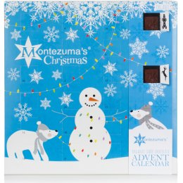 Montezumas Dark Chocolate Advent Calendar - 240g