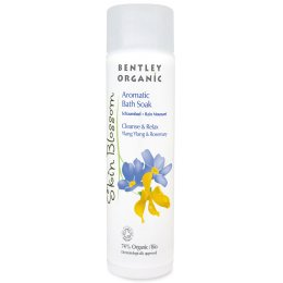 Bentley Organic Skin Blossom Therapeutic Bath Soak - 300ml